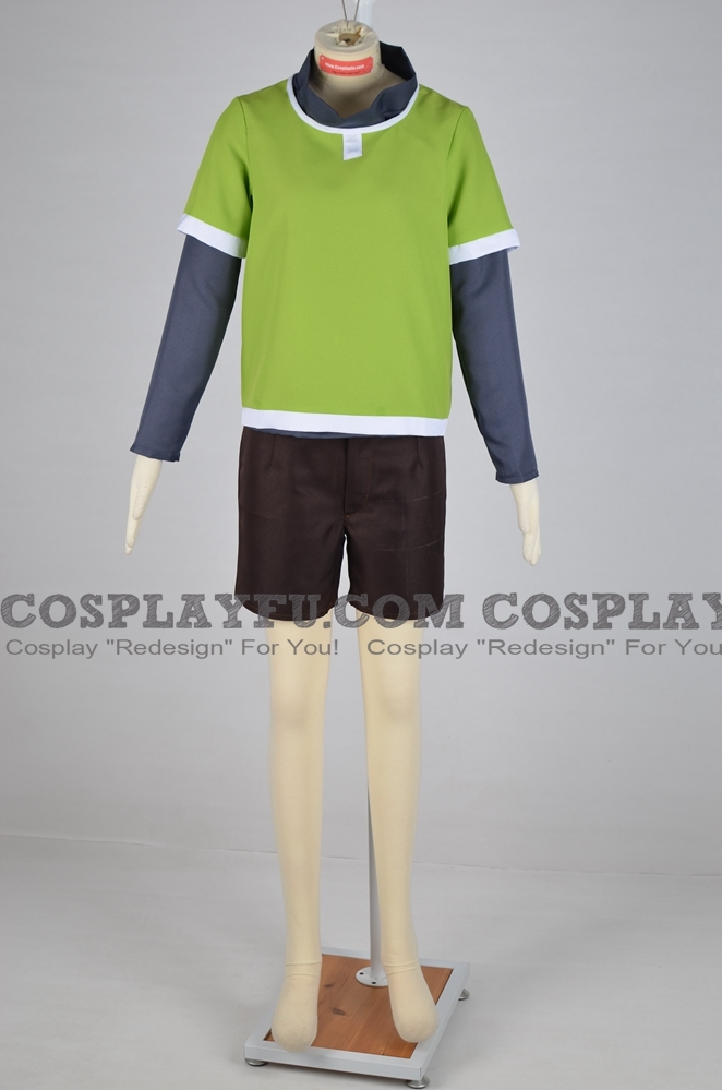 Noa Hoshizaki Cosplay Costume from Cardfight!! Vanguard G: Gears Crisis-hen