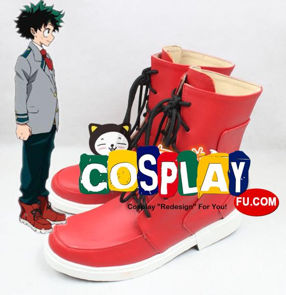 Izuku Midoriya Shoes from My Hero Academia (5050)