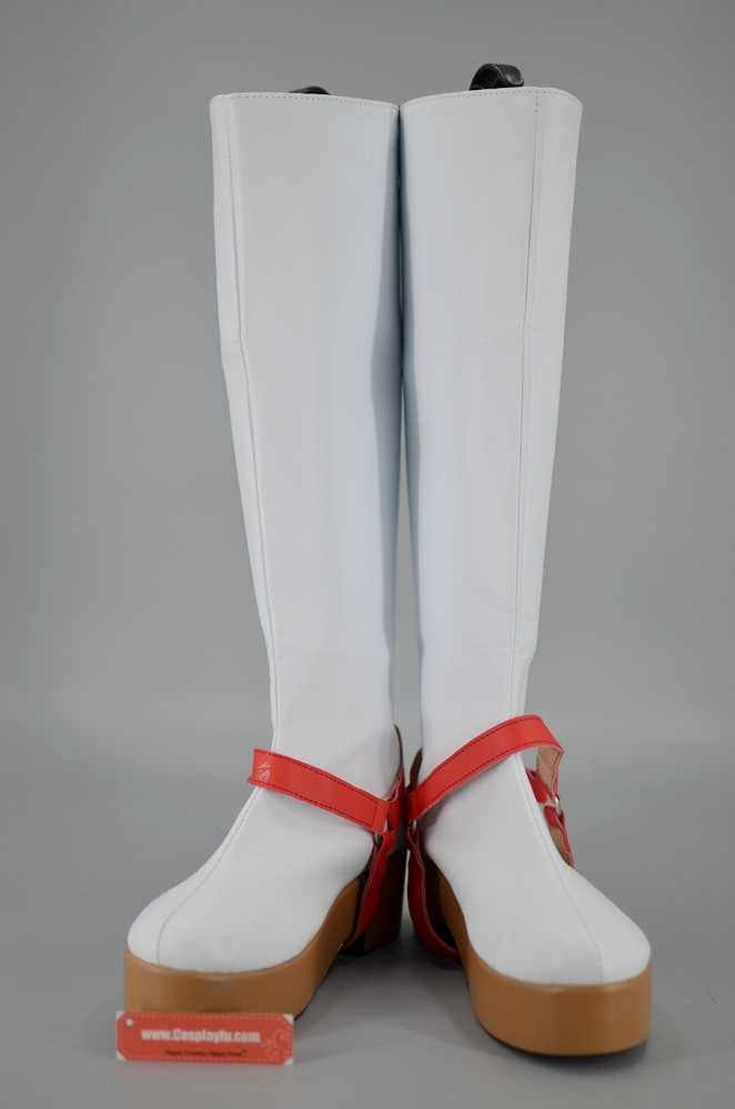 Mimi Cosplay Costume Shoes from Digimon Adventure