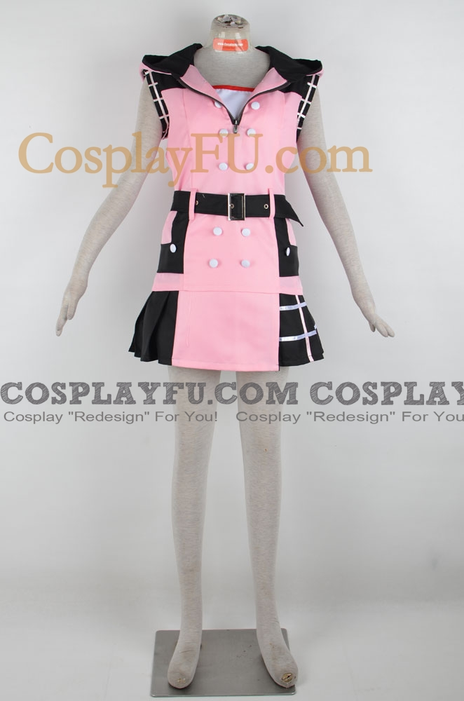 Kairi Cosplay Costume from Kingdom Hearts 3