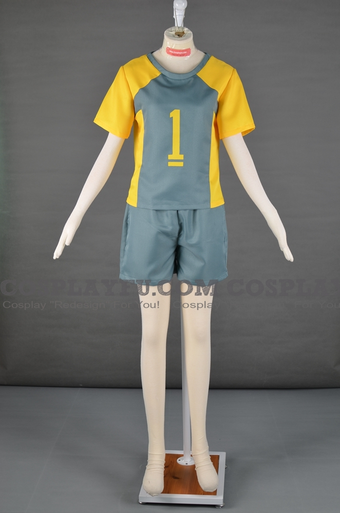 Suguru Cosplay Costume (Nohebi Academy Boys' Volleyball Team) from Haikyu!!