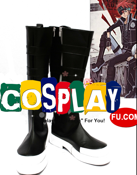 Lavi Shoes (984) from D.Gray-Man