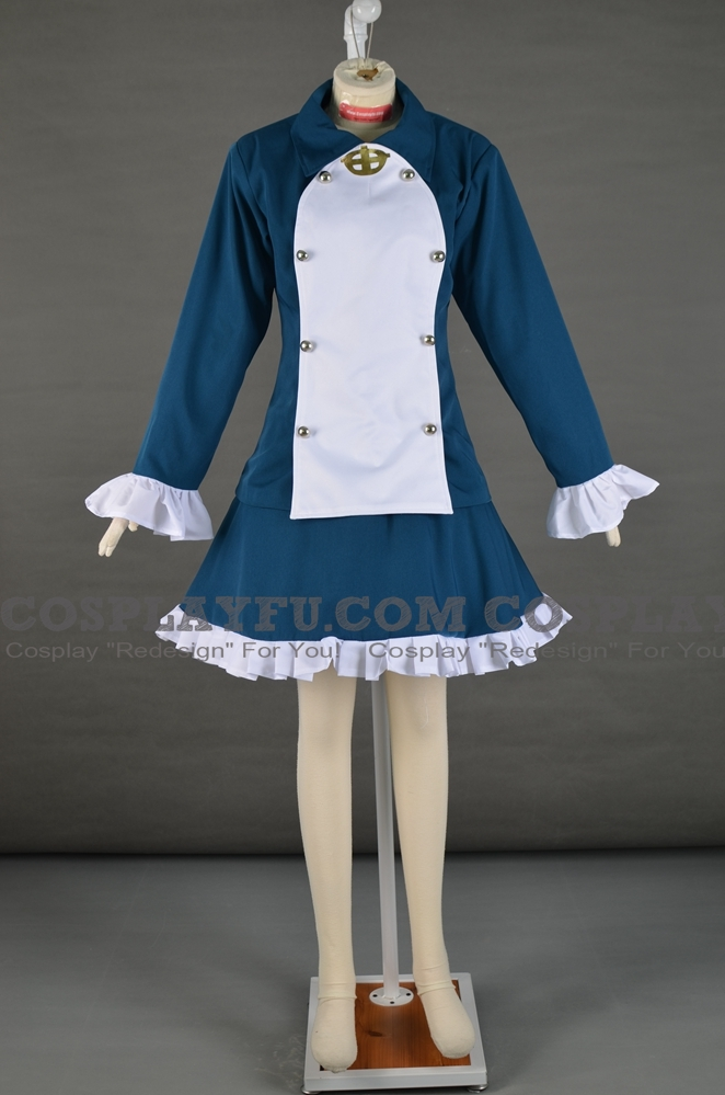 Alice Cosplay Costume from Shadow Hearts