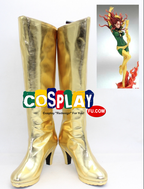 Jean Grey Shoes (9182) from X-Men