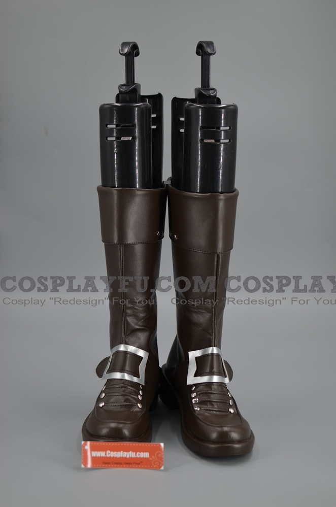 Haytham Kenway Shoes (3220) from Assassin's Creed