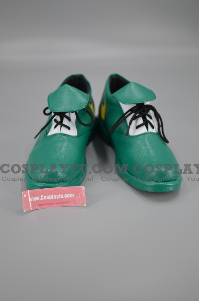 Mamoru Shoes (866) from Inazuma Eleven
