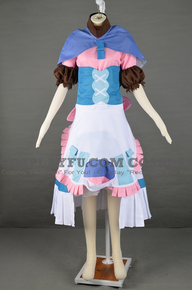 Marulk Cosplay Costume from Made in Abyss
