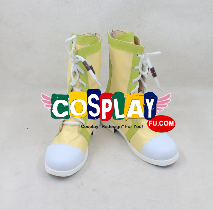 Len Kagamine Shoes (5343) from Vocaloid