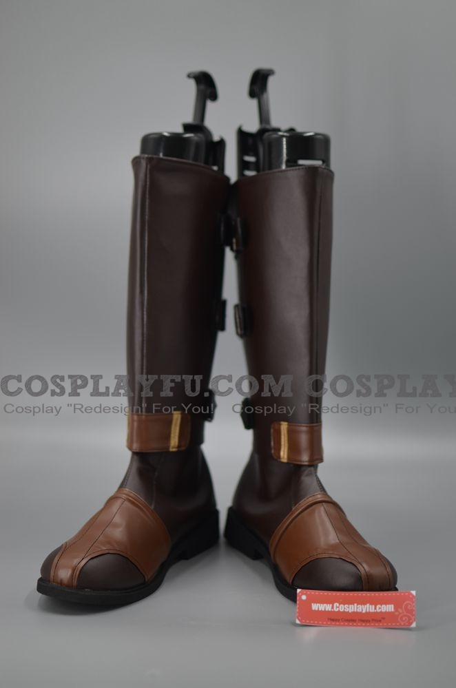Shay Shoes (6535) from Assassin's Creed