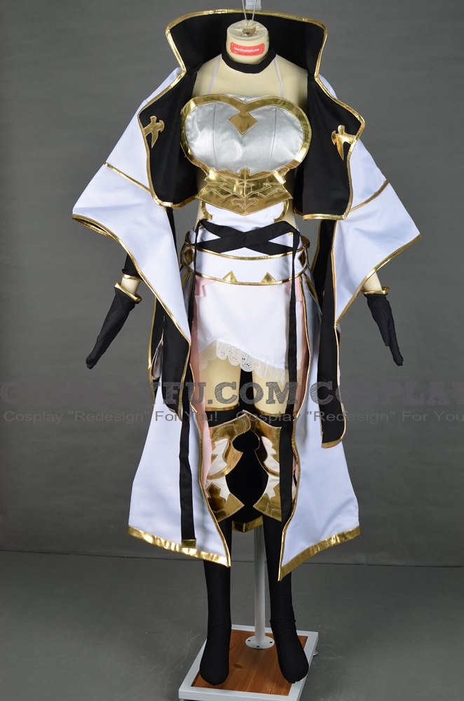 Yuisis Cosplay Costume from Granblue Fantasy