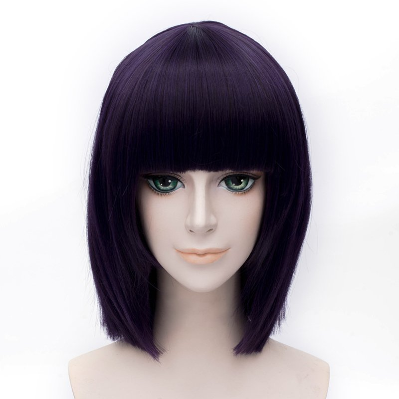 Sailor Saturn wig from Sailor Moon