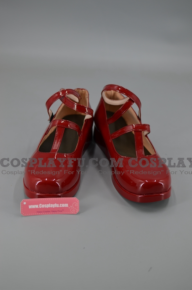 Alice Liddell Shoes (5081) from Alice in the Country of Hearts