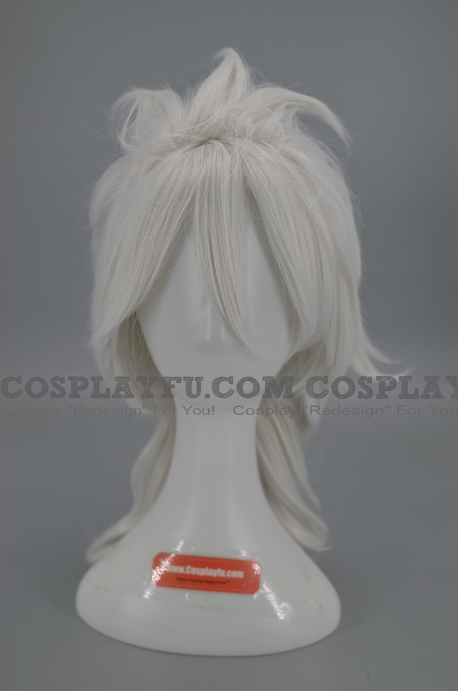 Sharrkan wig from Magi: The Labyrinth of Magic