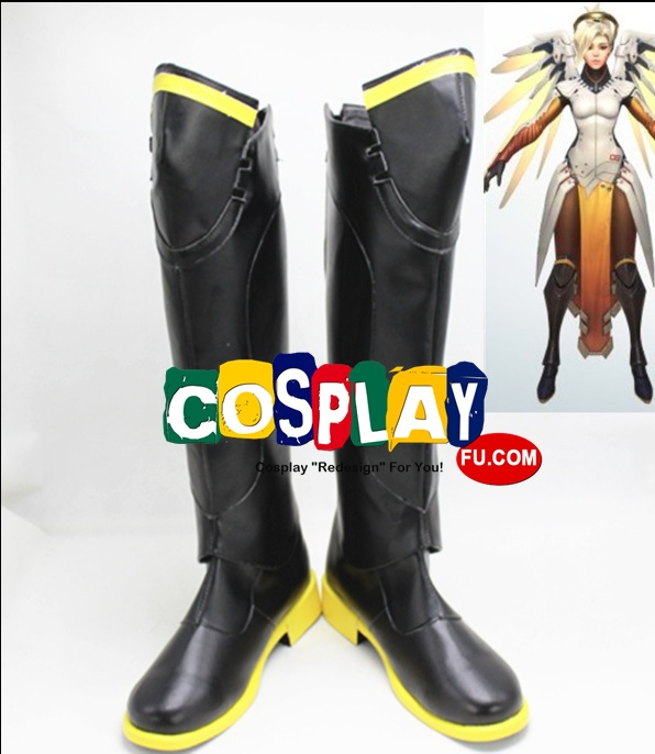Mercy Shoes (1844) from Overwatch