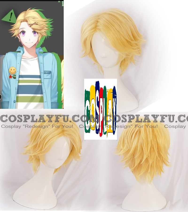 Sanji wig from One Piece