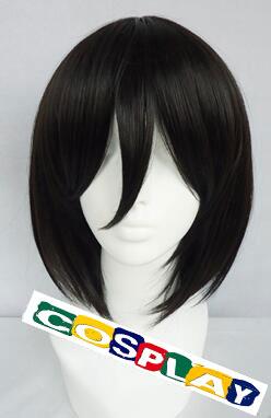 Mikasa Ackerman wig from Attack On Titan