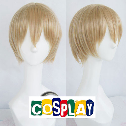 Henry Ledore wig from Professor Layton and the Miracle Mask