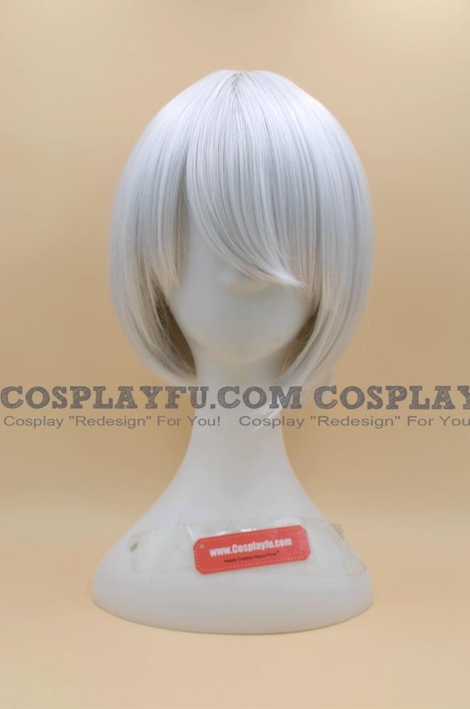 Short BOBO Silver Wig (2020)