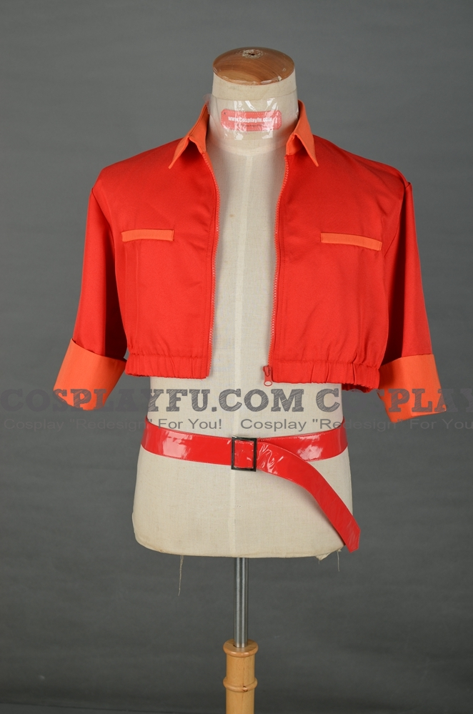 Red Blood Cell Cosplay Costume (Separate items) from Cells at Work!