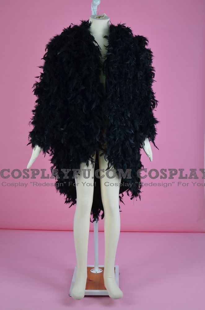 One Piece Donquixote Doflamingo Cosplay (Feathers)