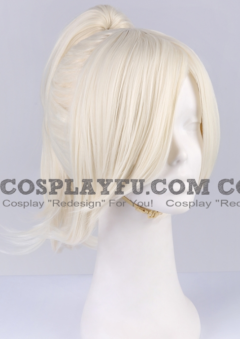 Mercy wig from Overwatch