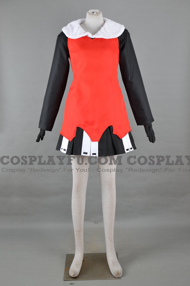 Edea Cosplay Costume from Bravely Default
