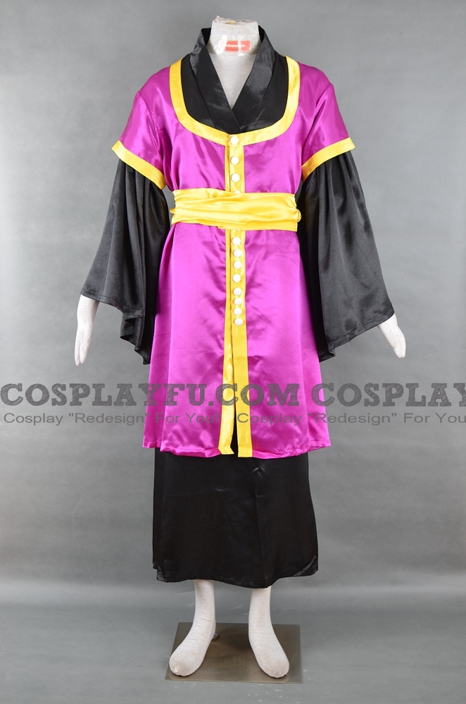 Hurrem Cosplay Costume from Yume no Shizuku Kin no Torikago