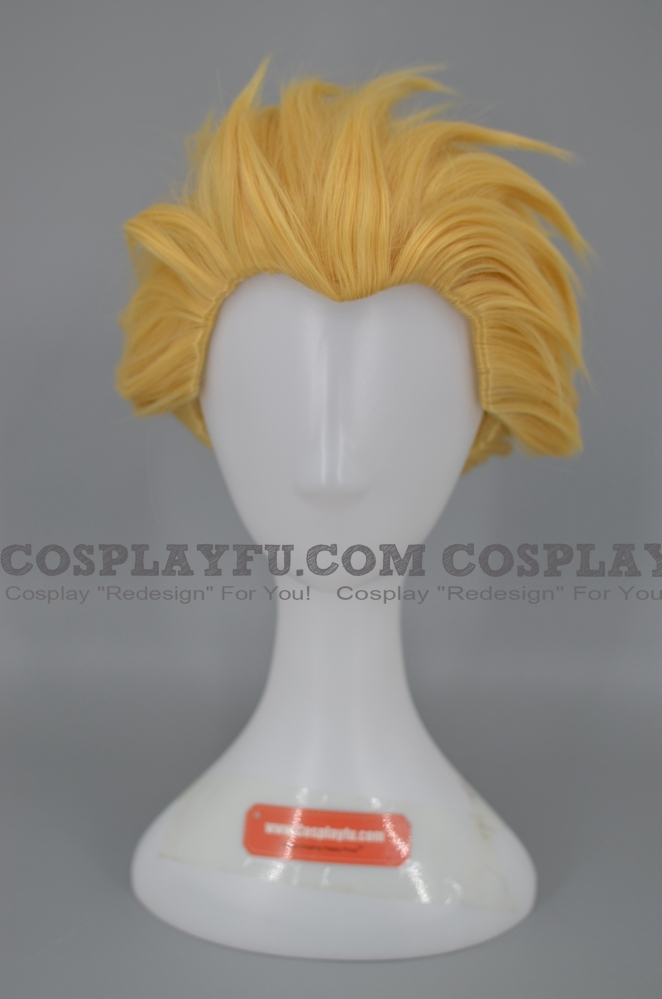 Arthur Pendragon wig from The Seven Deadly Sins