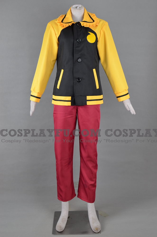 Soul Cosplay Costume (2nd) from Soul Eater