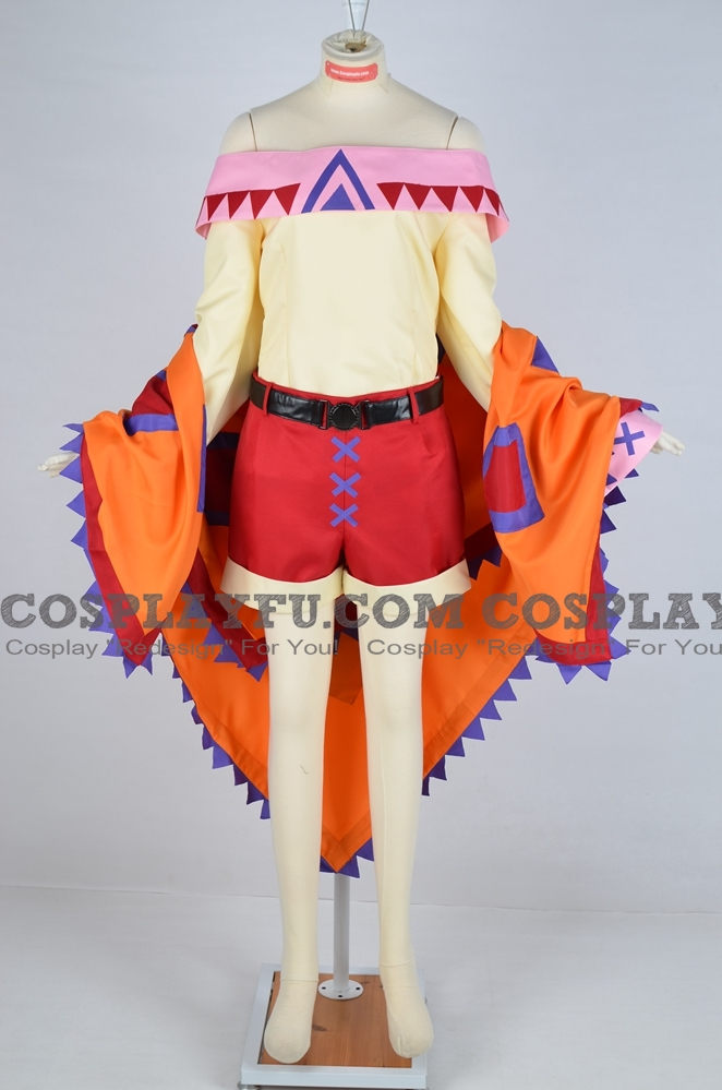 Lucia Cosplay Costume from Lunar: Eternal Blue