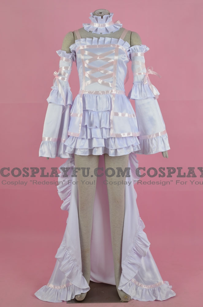 Chobits Chi Kostüme (Pink and White)