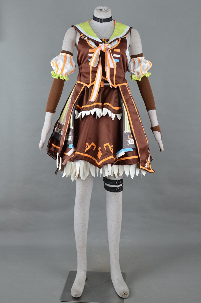 Camomi Cosplay Costume from Artist Virtual Youtuber