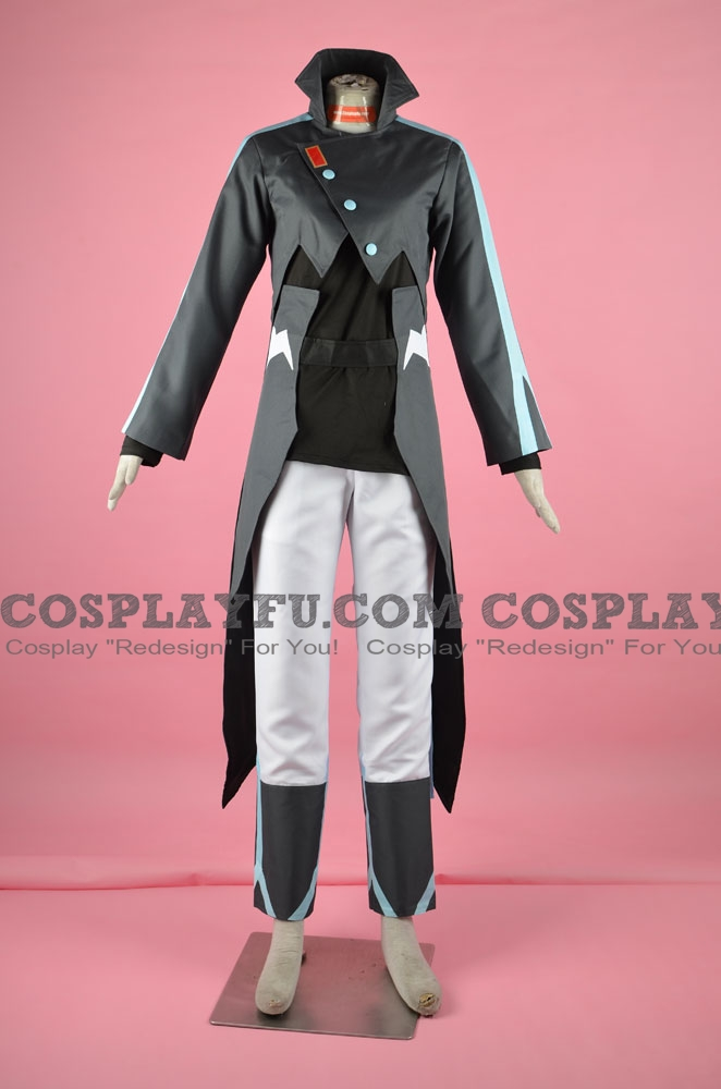 Dialga Cosplay Costume (Human) from Pokemon