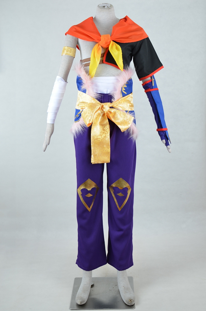 Rokurou Cosplay Costume (Pirate) from Tales of Berseria