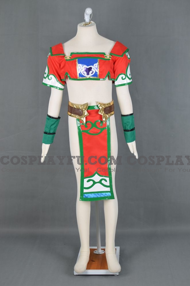Seong Mi-na Cosplay Costume from Soulcalibur