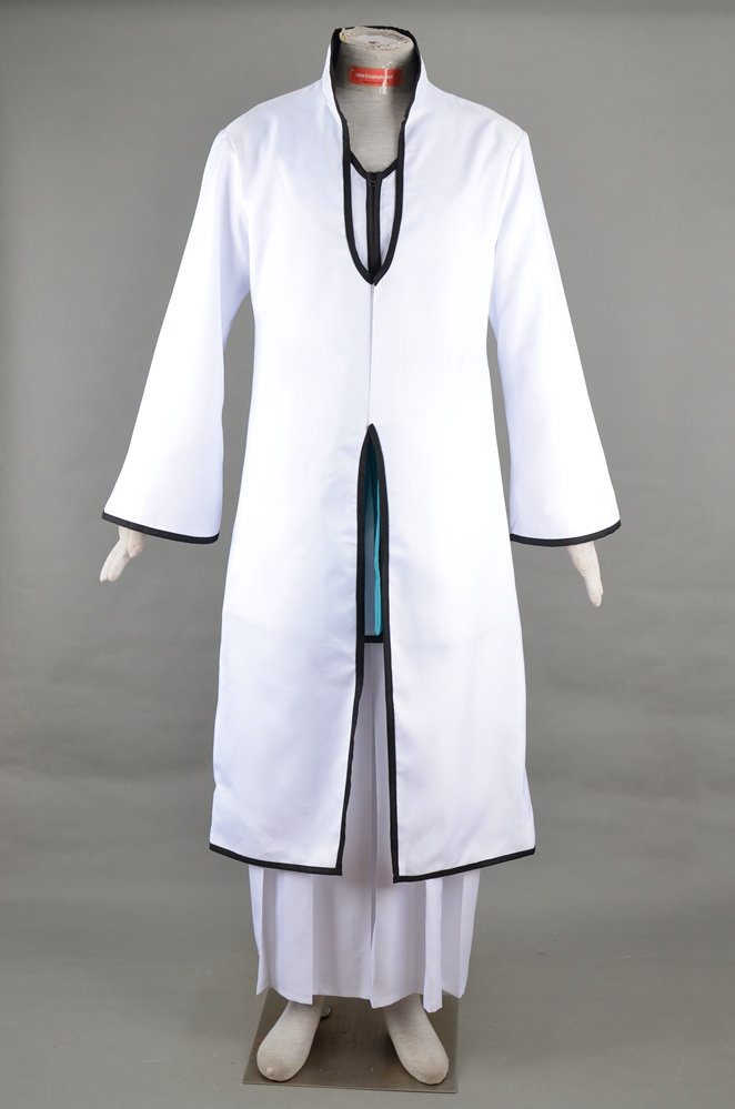 Gin Cosplay Costume (Hollow) from Bleach