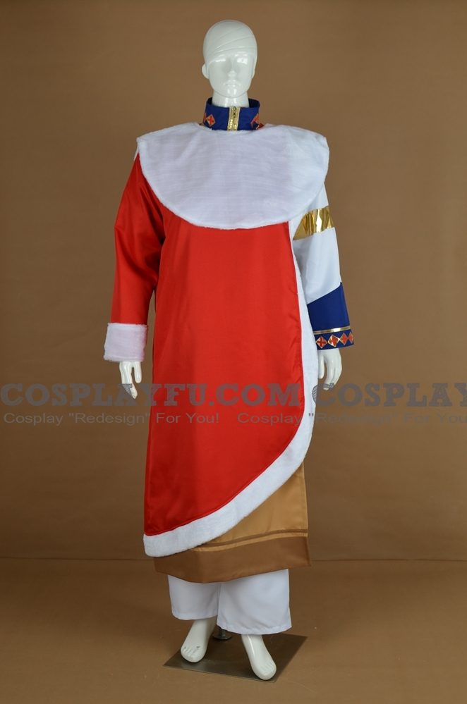 Julius Cosplay Costume from Black Clover
