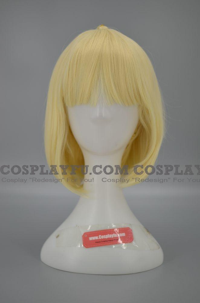 40 cm Short Blonde Wig (5820)