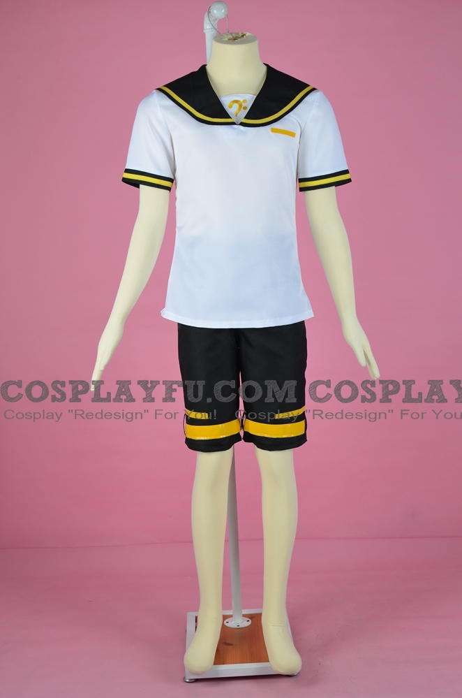 Len Cosplay Costume (without accessories) from Vocaloid