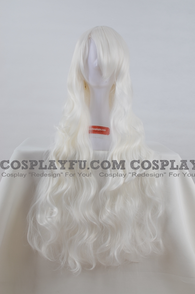 Polaris Hilda wig from Saint Seiya