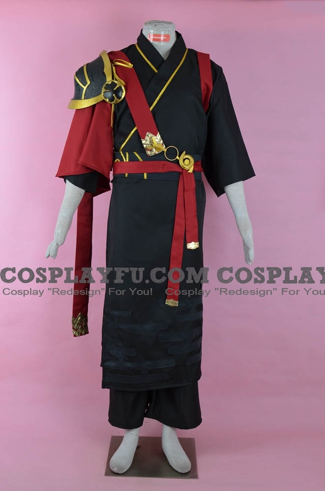Xander Cosplay Costume (Yukata Version) from Fire Emblem Fates