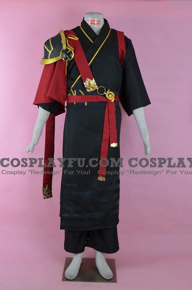 Xander Cosplay Costume (Yukata Version) from Fire Emblem Fates