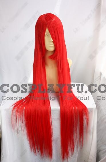 Shana wig from Shakugan no Shana