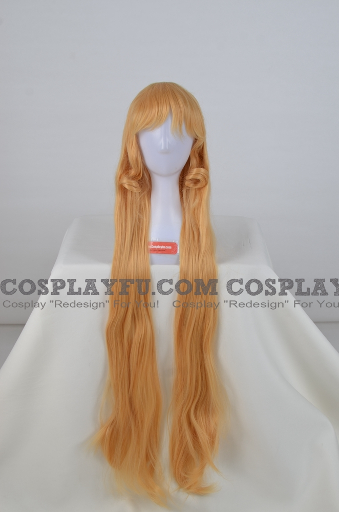 Latifah Fullanza wig from Amagi Brilliant Park