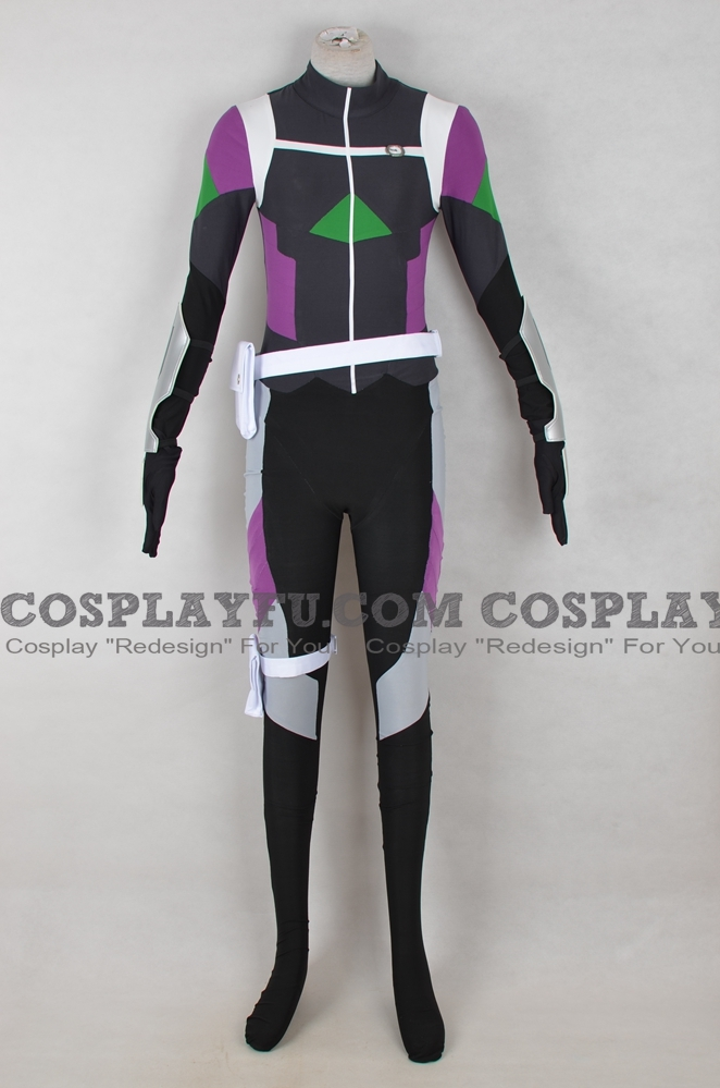 Quake Cosplay Costume from Marvel Rising