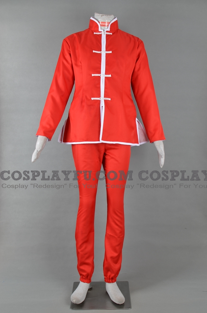 Chinmi Cosplay Costume from Ironfist Chinmi