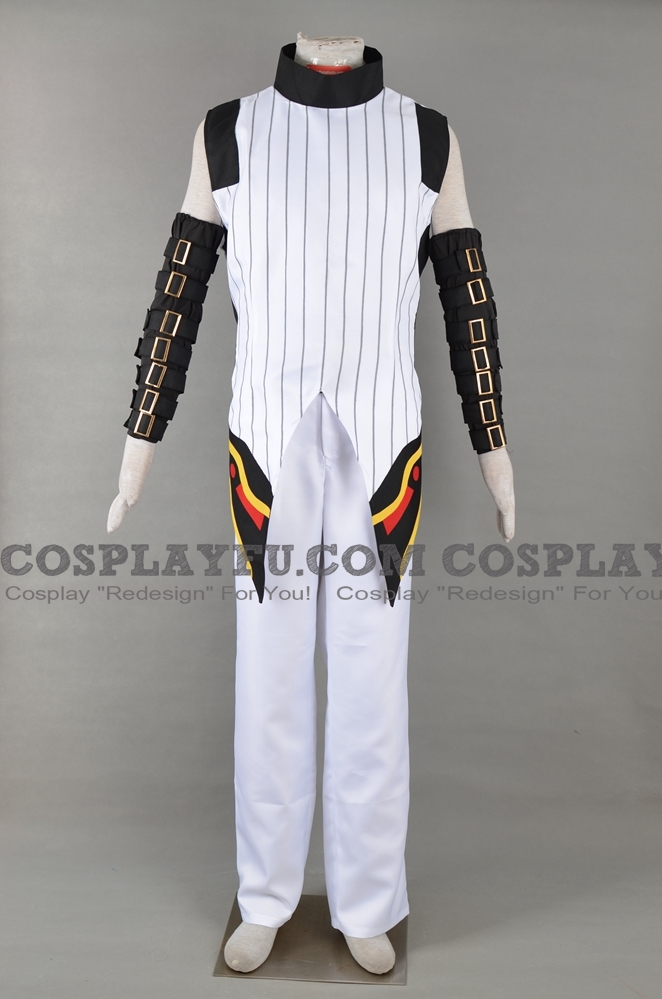 Haseo Cosplay Costume from .hack G.U.