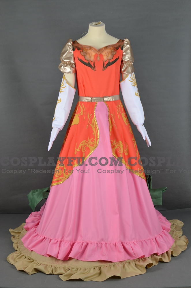 Faerie Cosplay Costume from Final Fantasy XIV