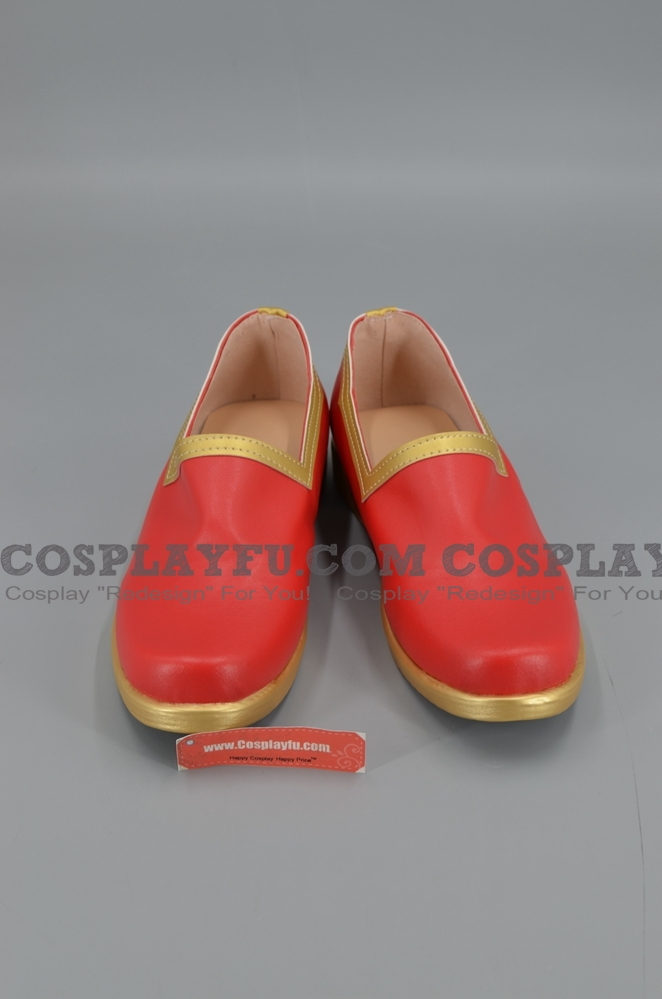 Zhou Yu Shoes from Dynasty Warriors 3