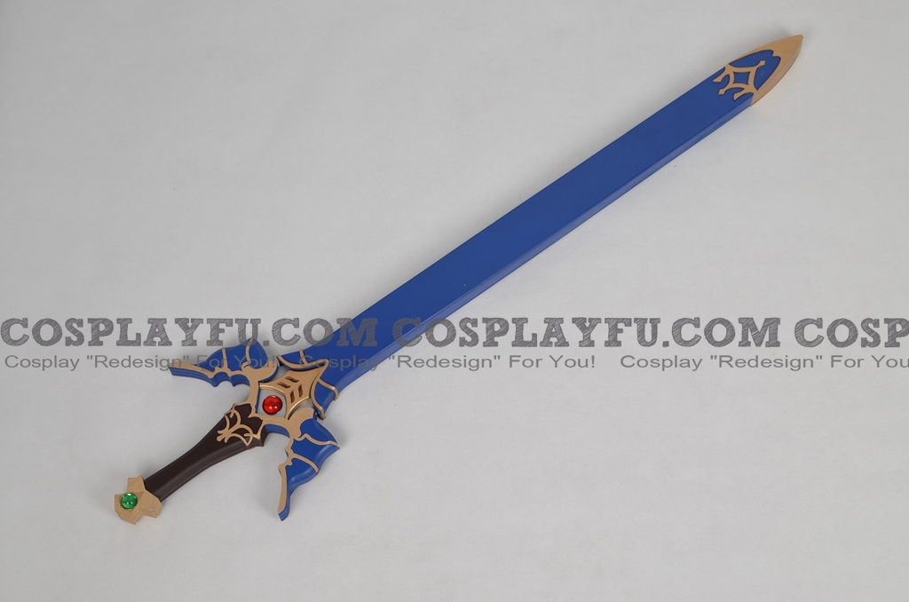 Eldigan Sword from Fire Emblem: Seisen no Keifu (3452)